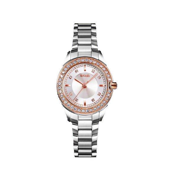 ساعت مچی عقربه ای زنانه اسکمی مدل 1534 RGSI