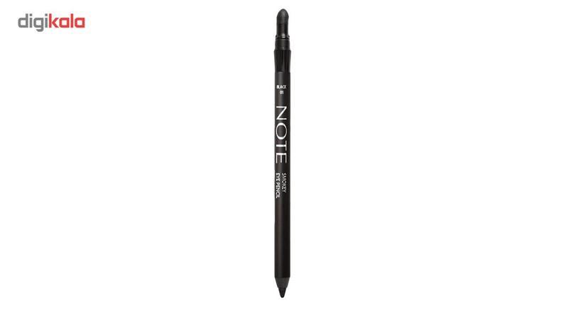 مداد چشم نوت سری Smokey شماره 01