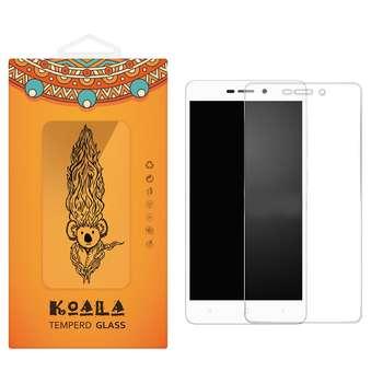 محافظ صفحه نمایش شیشه ای کوالا مدل Tempered مناسب برای گوشی موبایل شیائومی Redmi 5
