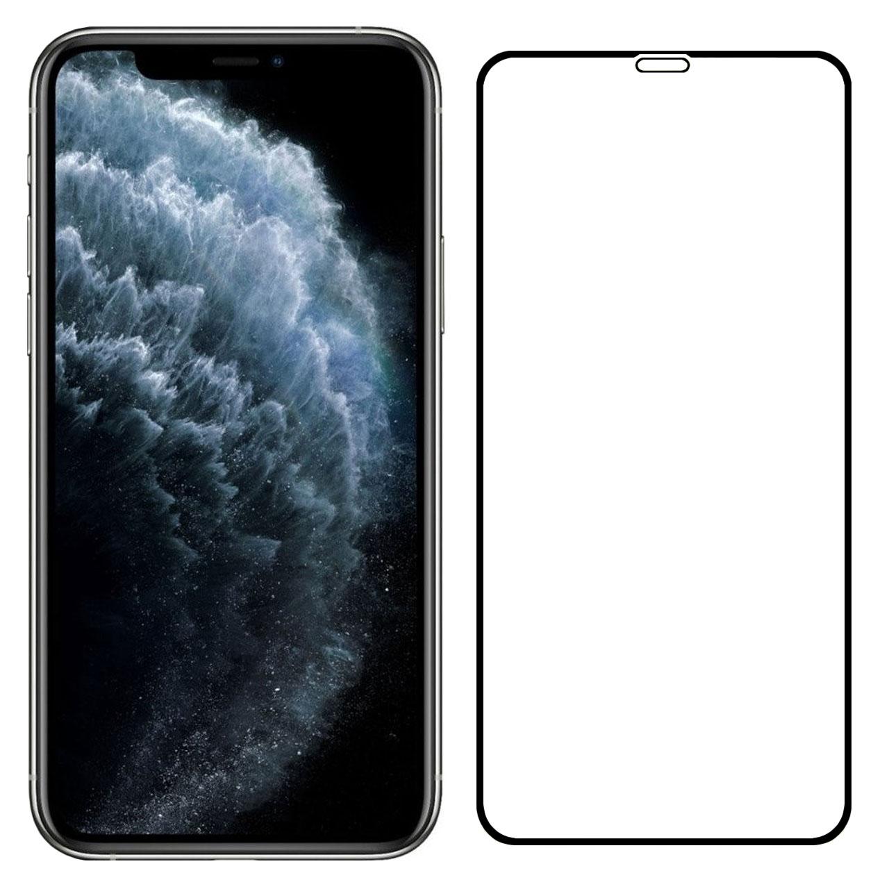 محافظ صفحه نمایش مدل FCG مناسب برای گوشی موبایل اپل iPhone 11 Pro