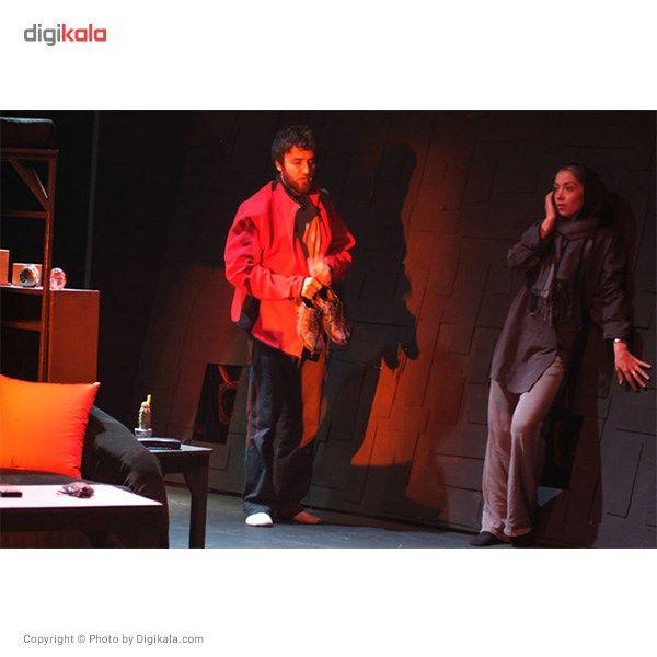 فیلم تئاتر واقعیت اینه که خورشید دور ما میگرده اثر سیامک احصایی  The Truth Is That The Sun Turns Around UsRecorded Theaterby Siamak Ahsaee
