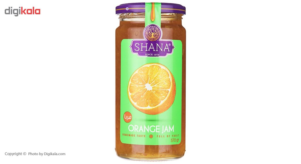 مربا پرتقال شانا مقدار 570 گرم
