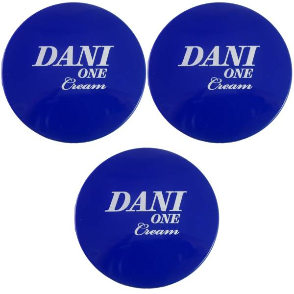 کرم مرطوب کننده دنی وان مدل Blue حجم 100 میلی لیتر مجموعه 3 عددی