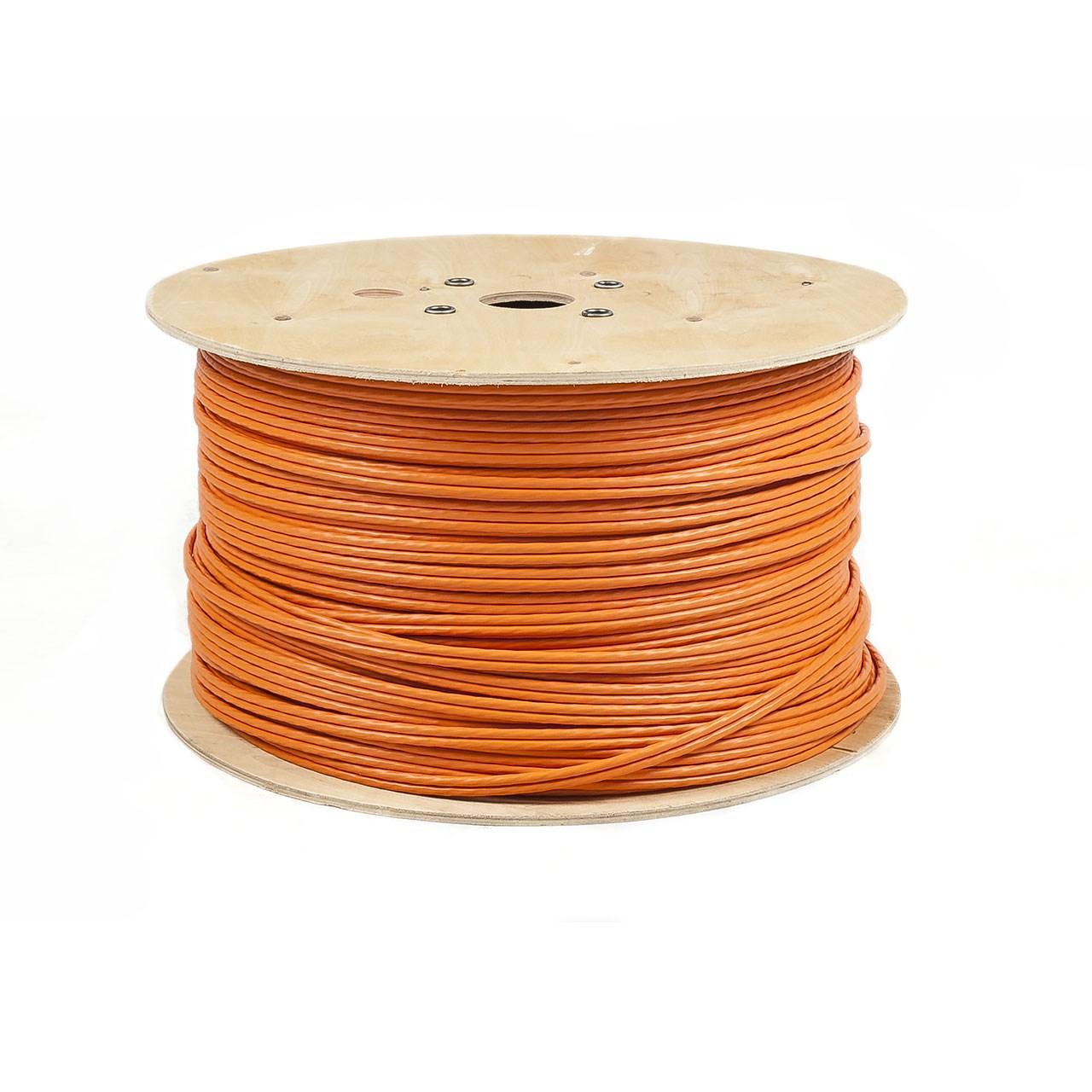 کابل شبکه Cat 7 SFTP نگزنس تست فلوک به طول 500 متر