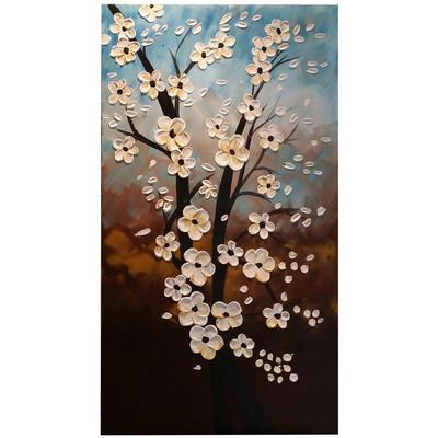 Photo of تابلو نقاشی گالری زند طرح شکوفه سیب