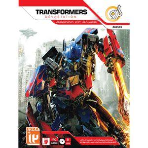 بازی Transformers: Devastation مخصوص PC
