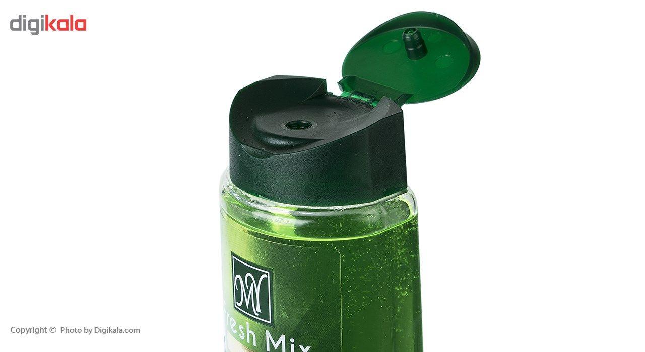 شامپو بدن مای مدل Fresh Mix حجم 420 میلی لیتر -  - 5