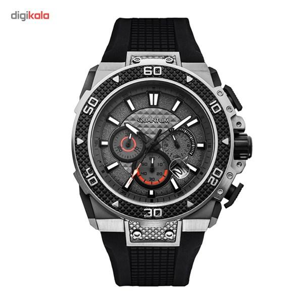 خرید ساعت مچی عقربه ای مردانه کوانتوم HNG415.361