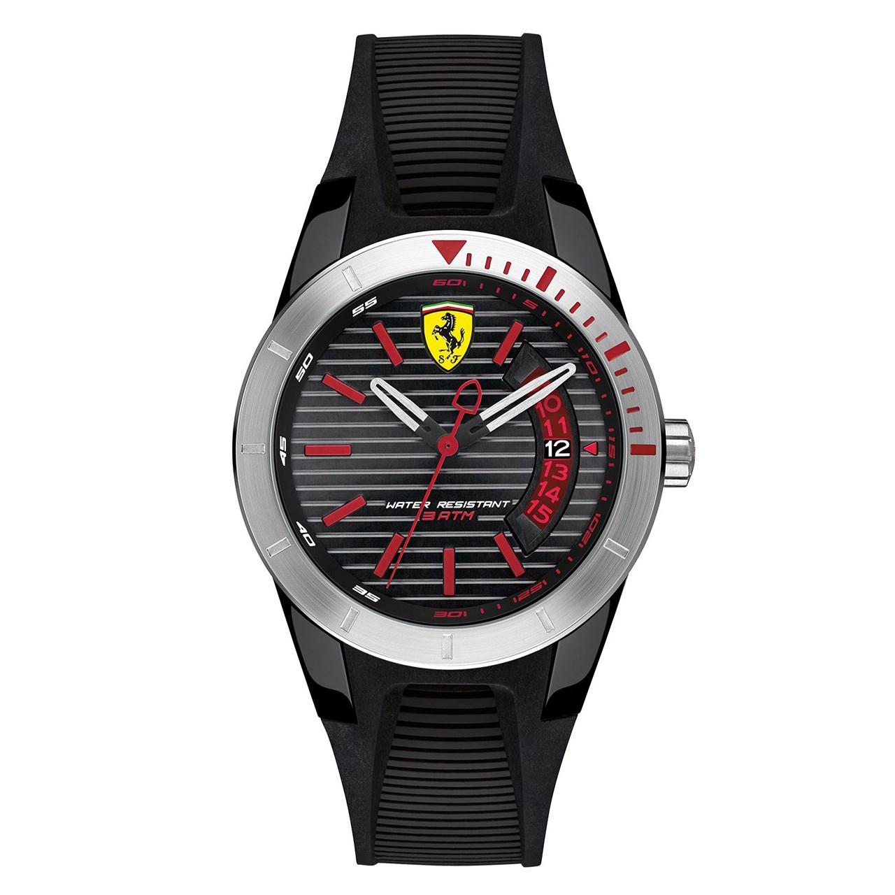 قیمت و خرید                      ساعت مچی عقربه ای مردانه فراری مدل 840014