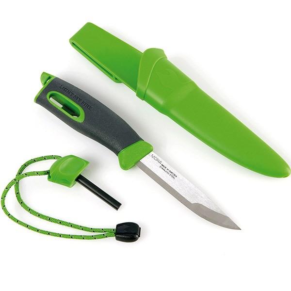 چاقو و آتش زن لایت مای فایر مدل Swedish Fire Knife