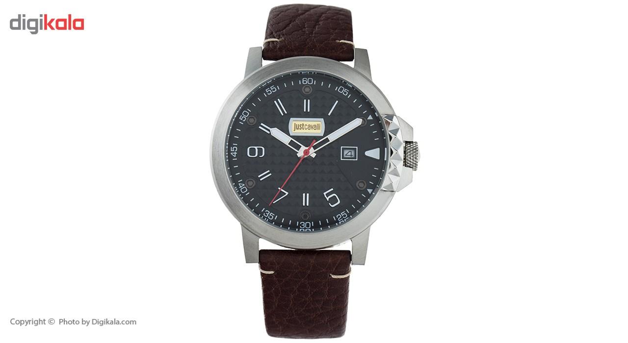 ساعت مچی عقربه ای مردانه جاست کاوالی مدل JC1G016L0025