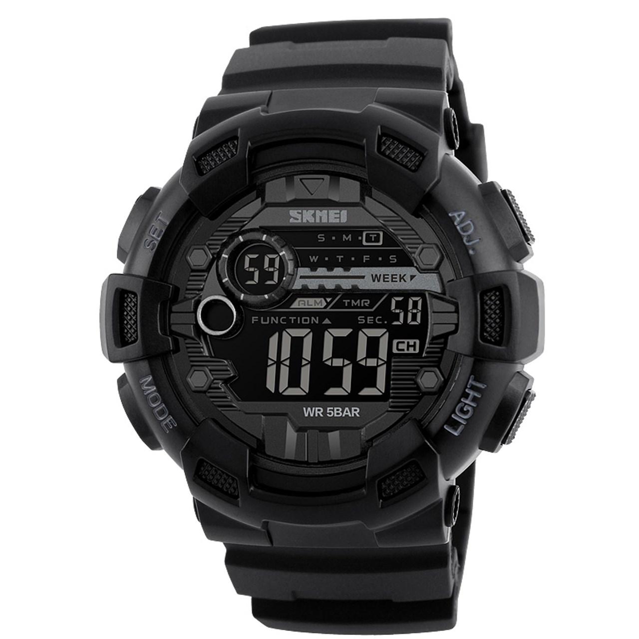 ساعت مچی دیجیتالی مردانه اسکمی مدل 1243 13