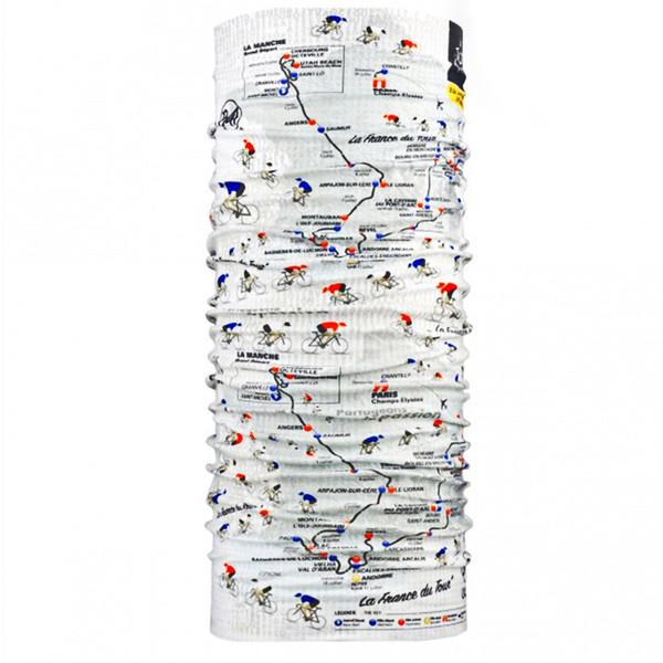 دستمال سر و گردن باف مدل 113379.555.10 TOUR DE FRANCE HIGH UV