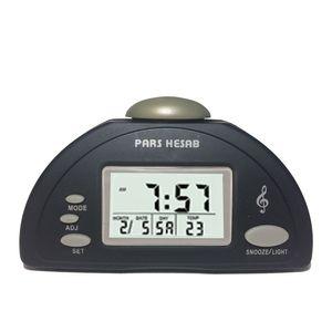 ساعت رومیزی پارس حساب مدل Tc3000