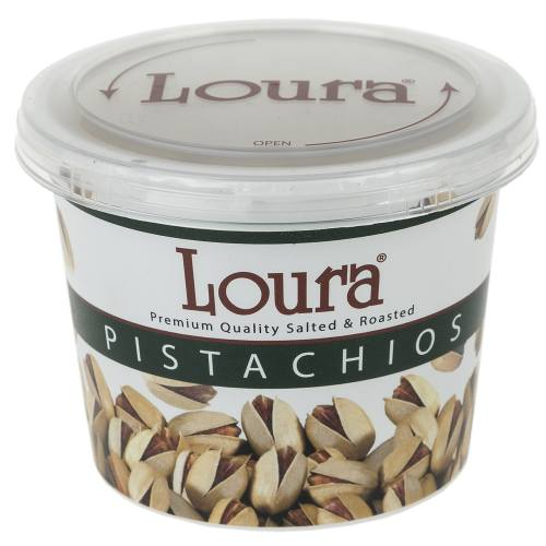 پسته لیوانی  لورا مقدار 105 گرم