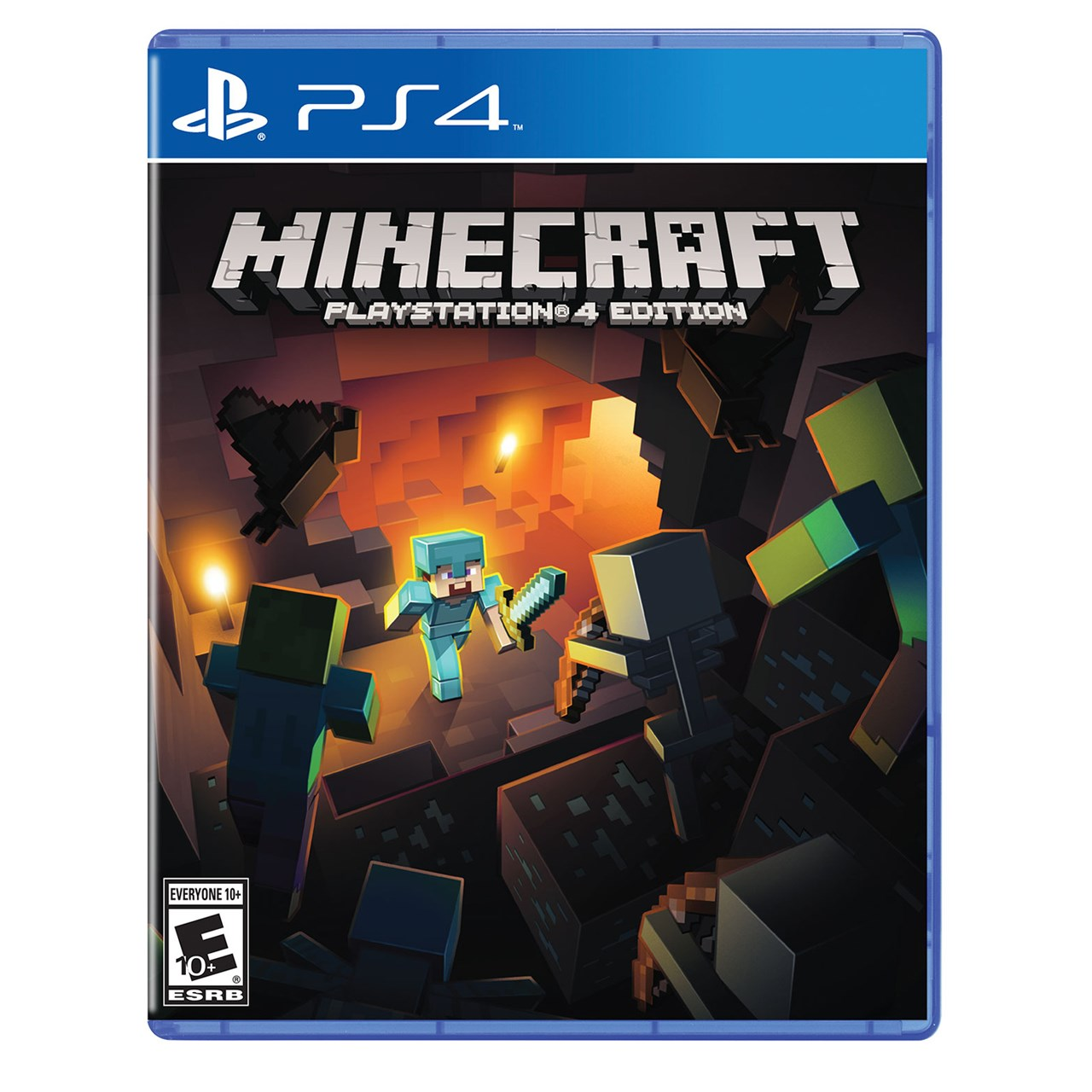 بازی Minecraft Playstation 4 Edition مخصوص PS4