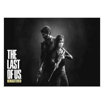 تابلو شاسی ونسونی طرح The Last Of US Remastered سایز 70 × 50