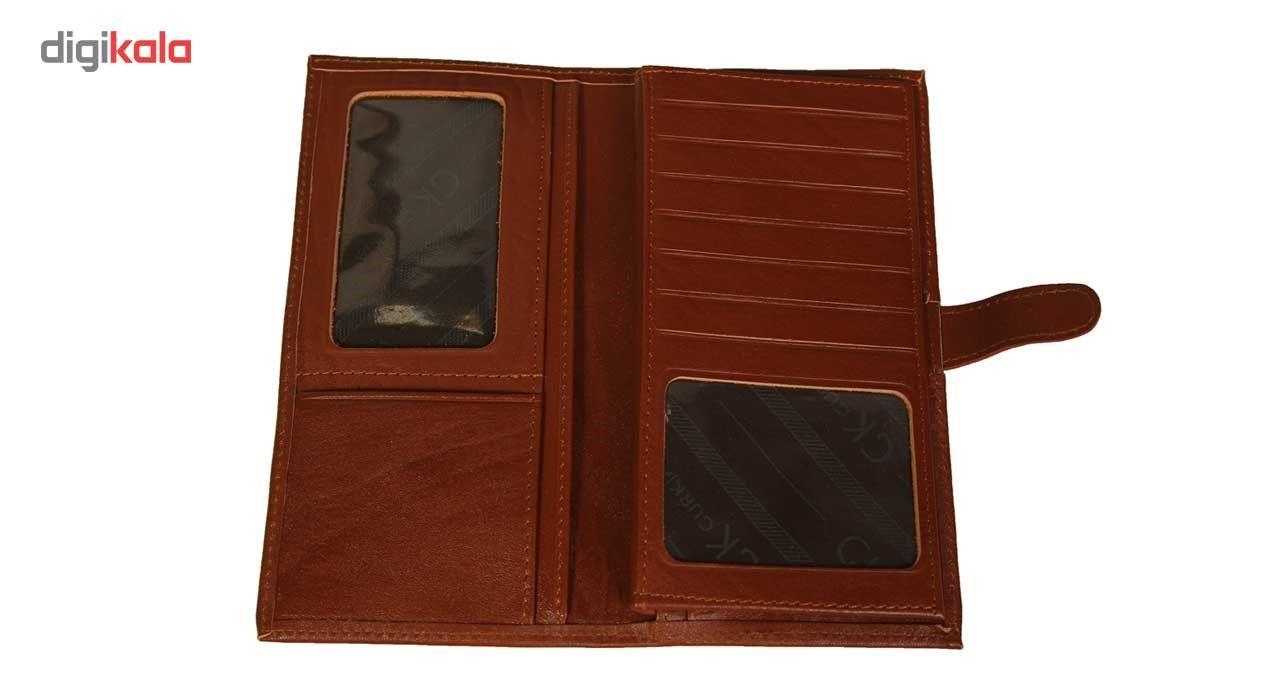 کیف پول چرم طبیعی زانکو چرم مدل مدیرانM2 main 1 4
