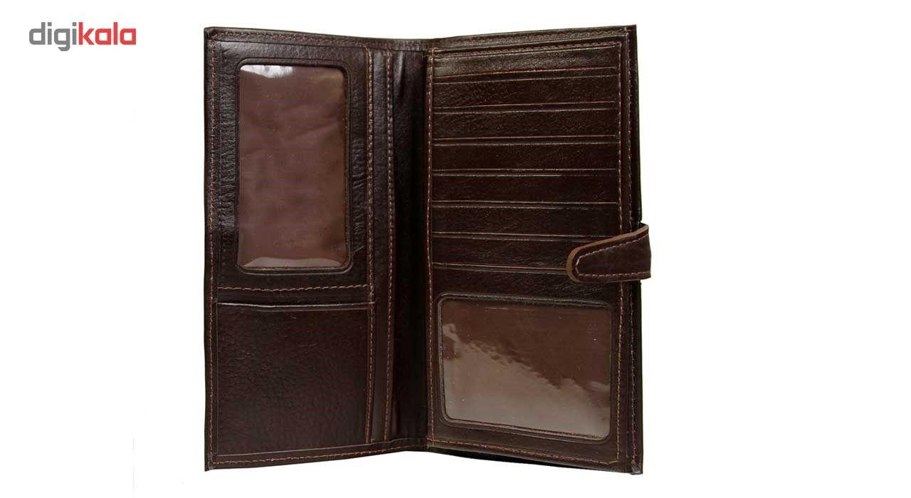 کیف پول چرم طبیعی زانکو چرم مدل مدیرانM2 main 1 7