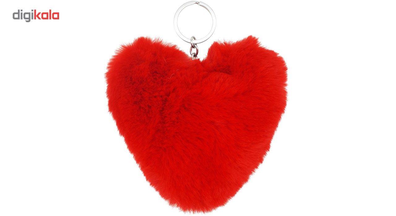 جاسوییچی شهر شیک مدل قلب  JK121 -  - 3