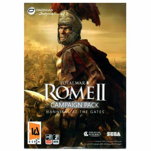 بازی Rome II مخصوص Pc
