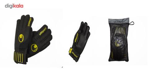 دستکش ورزشی آلشپرت مدل فیت