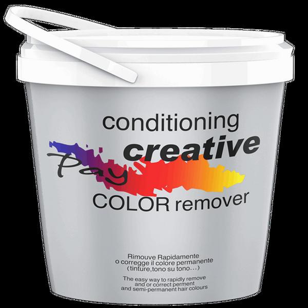 پودر بی رنگ کننده مو پی کریتیو حجم 500  گرمی