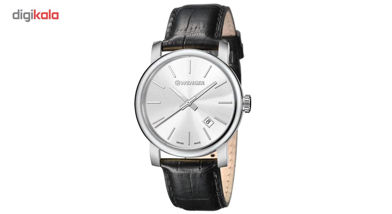 ساعت مچی عقربه ای مردانه ونگر مدل 01.1041.122