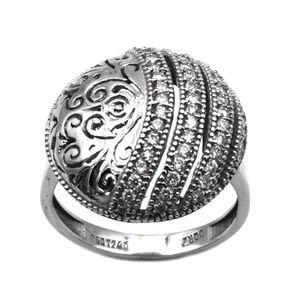 انگشتر طلا 18 عیار جواهری سون مدل 1706