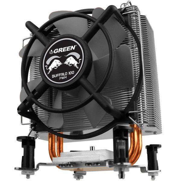 سیستم خنک کننده بادی گرین مدل Buffalo 100