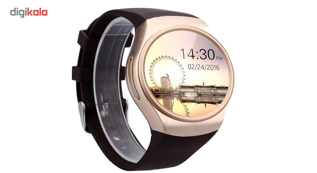 ساعت هوشمند مدل Kingwear KW18