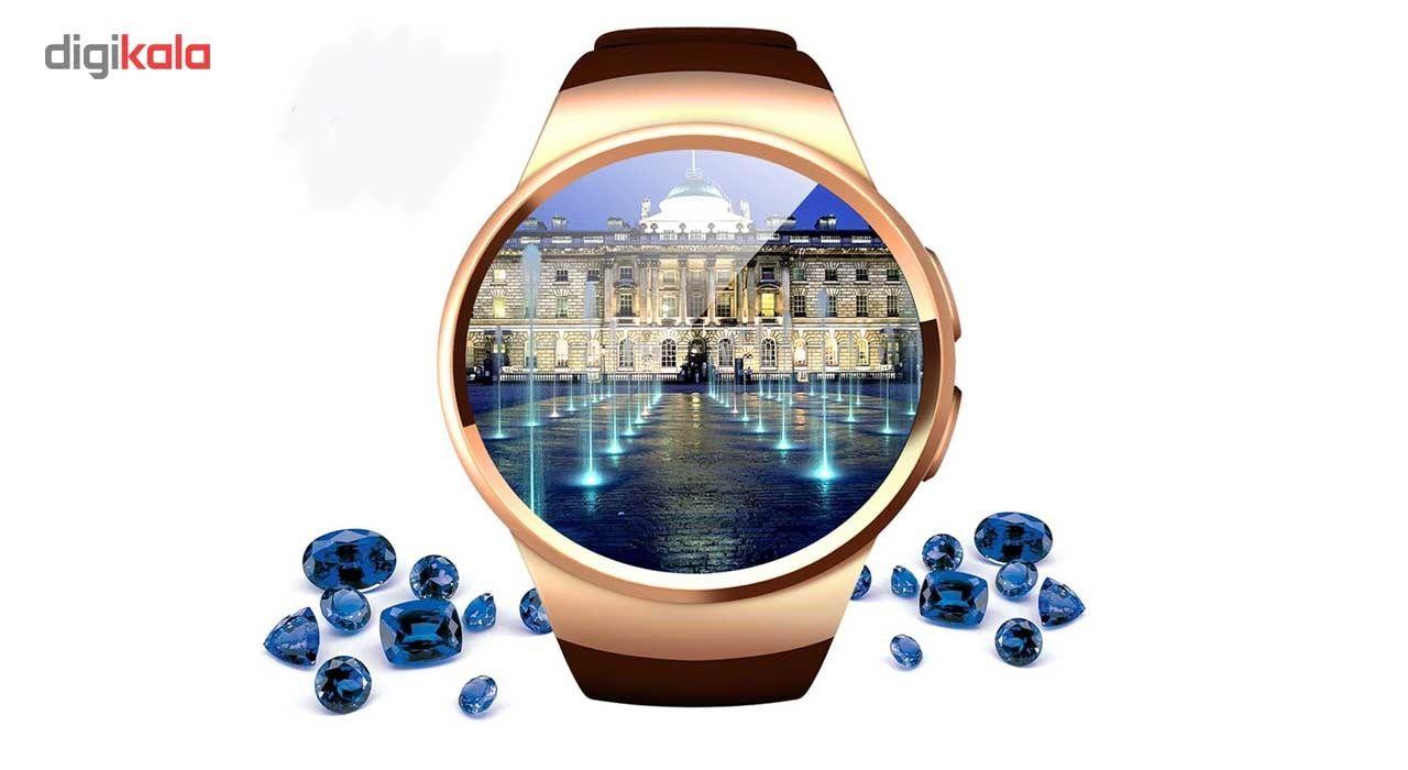 ساعت هوشمند  مدل Kingwear KW18 main 1 1