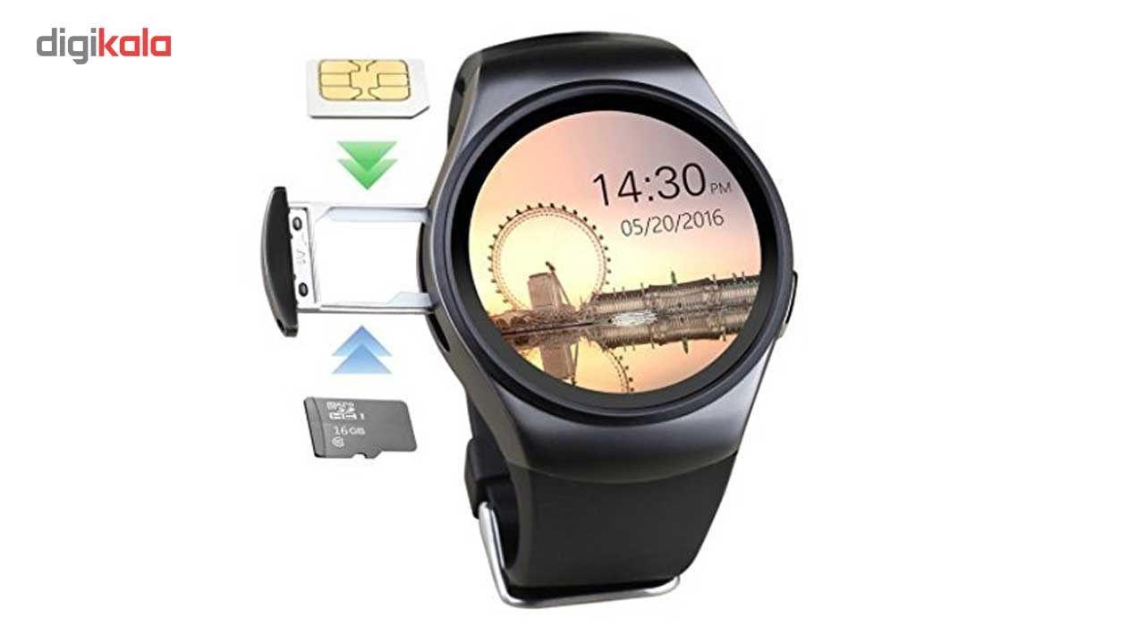 ساعت هوشمند  مدل Kingwear KW18 main 1 2