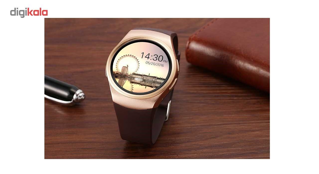 ساعت هوشمند  مدل Kingwear KW18 main 1 4