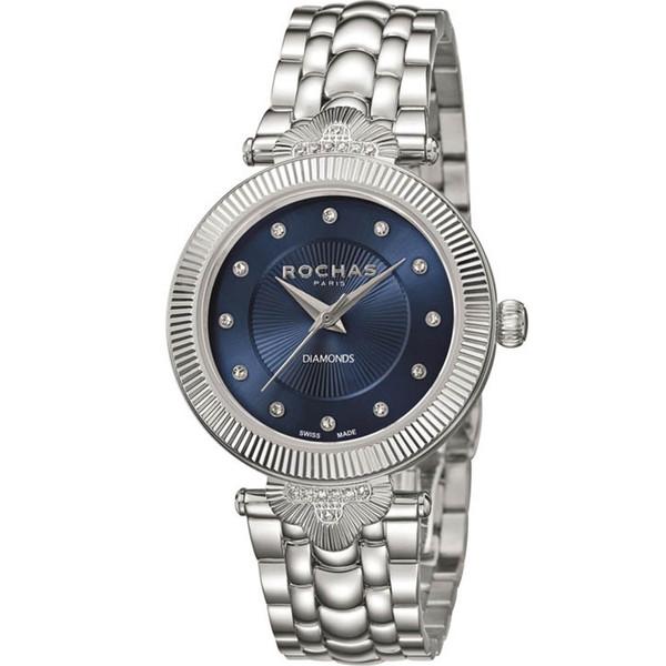 ساعت مچی عقربه ای زنانه روشاس مدل RP2L005M0051