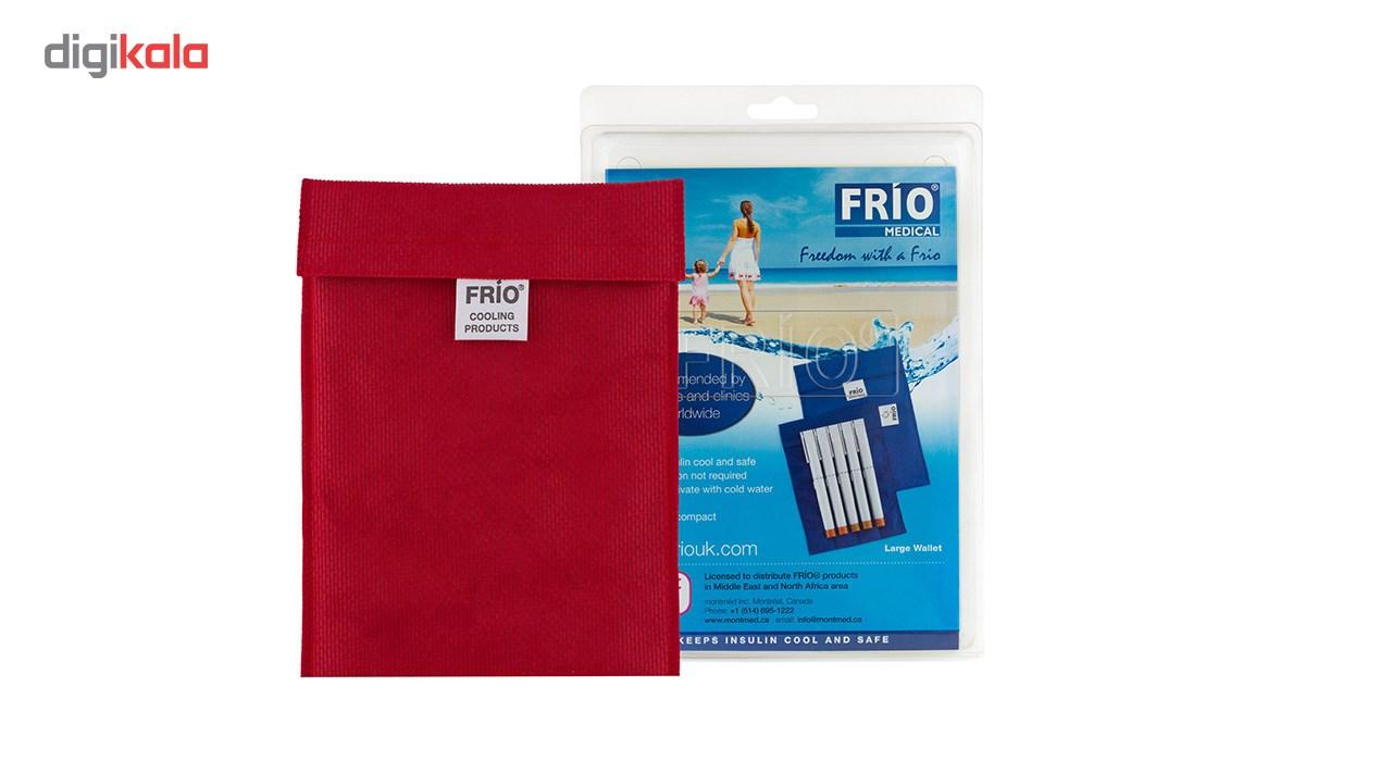 کیف خنک نگهدارنده انسولین فریو مدل Large