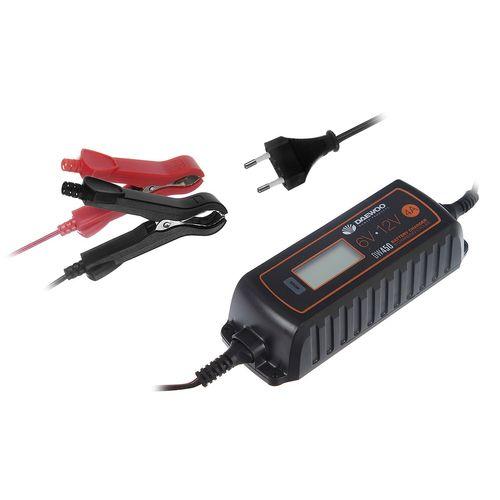 شارژر باتری خودرو دوو مدل DW450