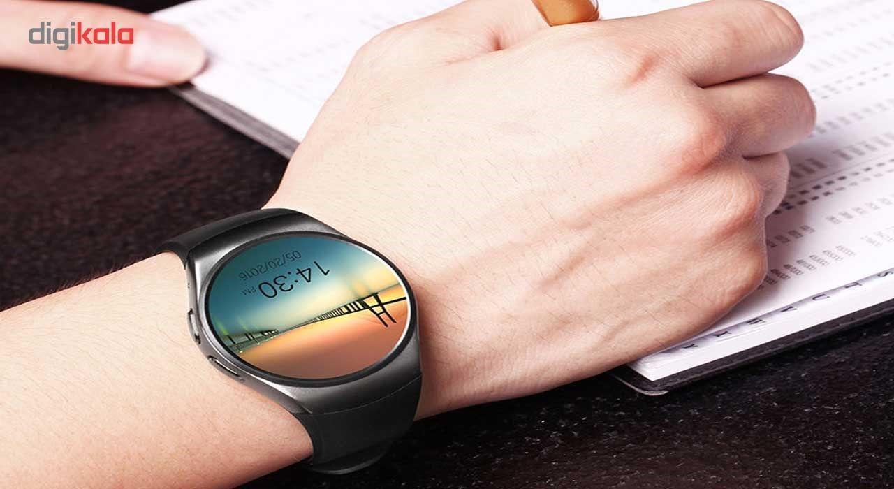 ساعت هوشمند  مدل Kingwear KW18 main 1 8
