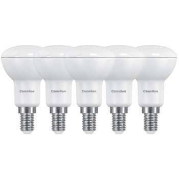 لامپ ال ای دی 6 وات کملیون مدل LED-R50/STQ1 پایه E14 بسته 5 عددی