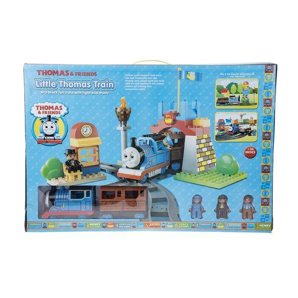 قطار اسباب بازی مدل Little Thomas 8288
