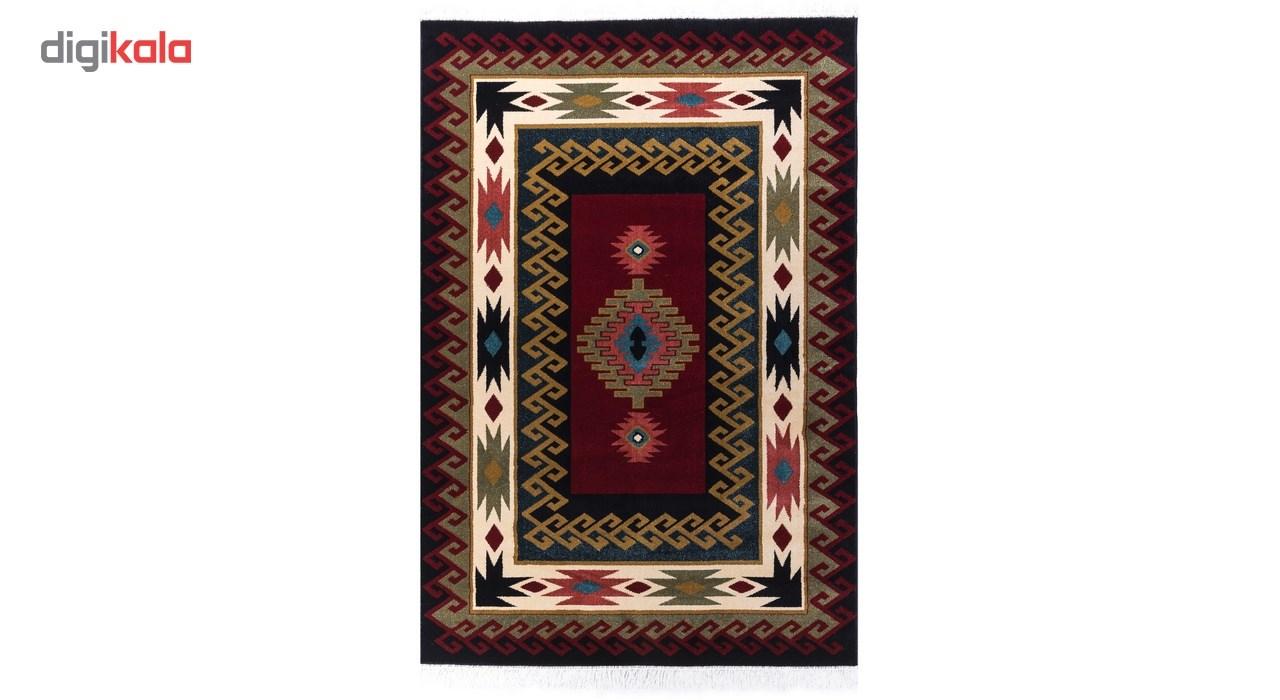 فرش ماشینی دنیای فرش کد 25