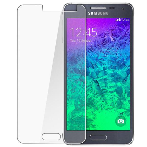 محافظ صفحه نمایش شیشه ای تمپرد هوکار  مناسب Samsung Galaxy A9