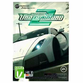 بازی Need For Speed Under Ground 2 مخصوص PC