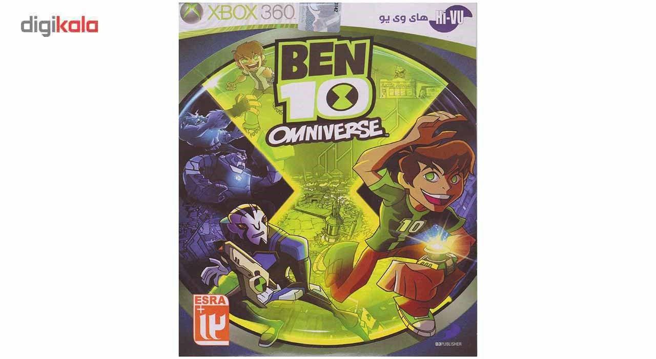بازی Ben 10 Omniverse  مخصوص ایکس باکس 360 main 1 1