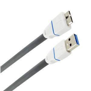 کابل تبدیل USB به Micro-B دایو مدل CP711 طول 1.8 متر