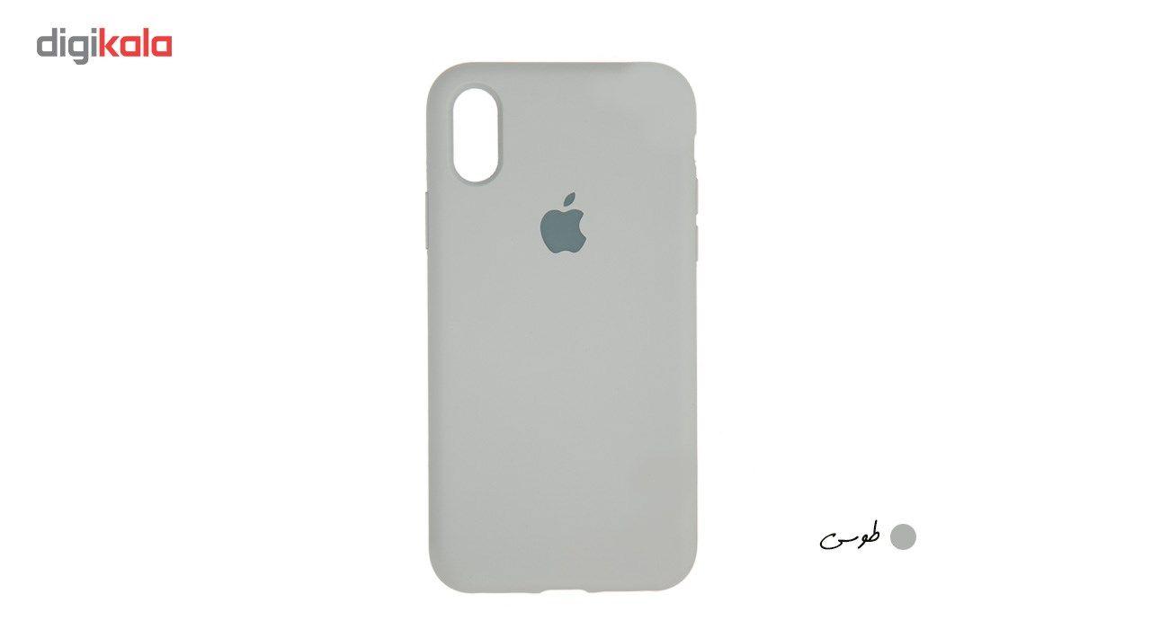 کاور سیلیکونی سومگ مدل 006 مناسب برای گوشی موبایل آیفون 10 main 1 11