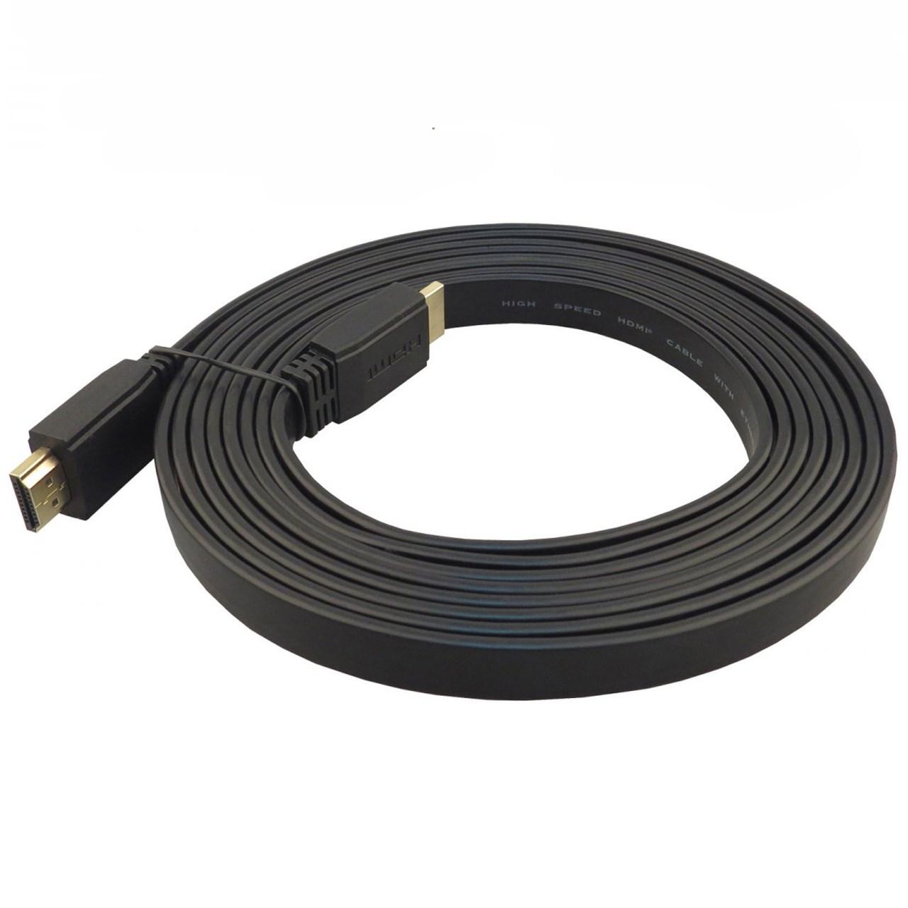 کابل HDMI مدل ST-F3 تخت به طول1.5 متر