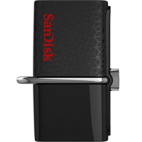فلش مموری سن دیسک مدل Ultra Dual USB Drive 3.0 ظرفیت 32 گیگابایت