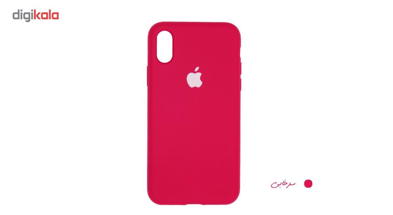 کاور سیلیکونی سومگ مدل 006 مناسب برای گوشی موبایل آیفون 10 main 1 18