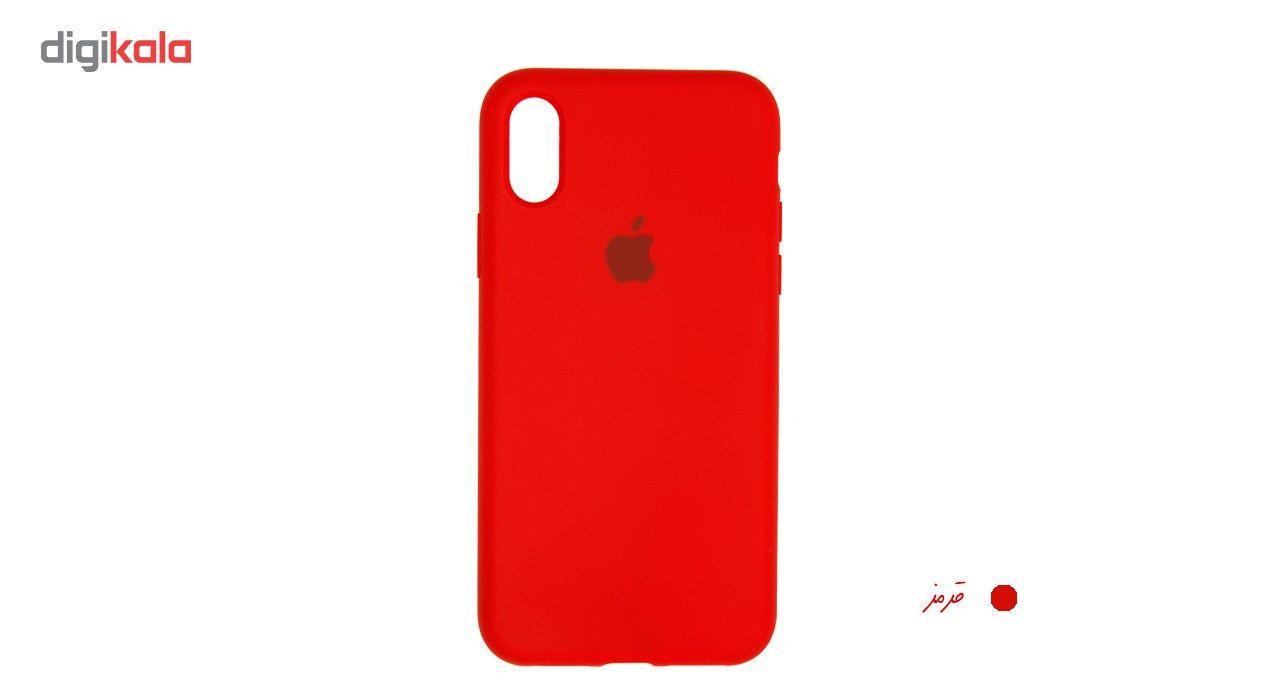 کاور سیلیکونی سومگ مدل 006 مناسب برای گوشی موبایل آیفون 10 main 1 22